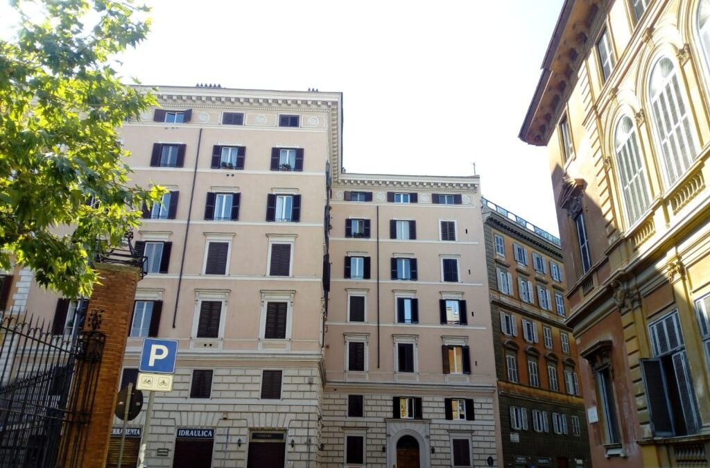 Centro Storico Via Sallustiana
