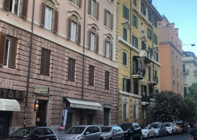 Piazzale Flaminio Via G. Vico