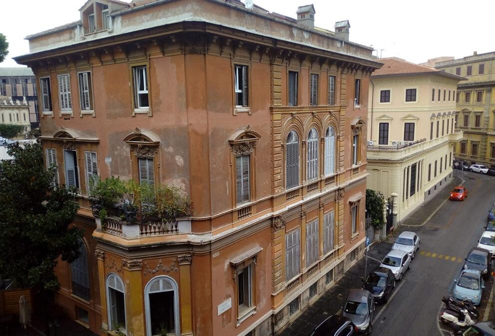 Quadrilocale piazza Sallustio